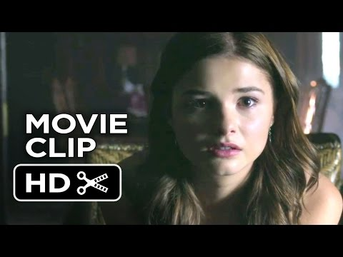 Insidious: Chapter 3 Movie   When You Reach Out to the Dead 2015  Lin Shaye Horror HD