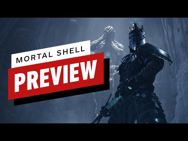 Mortal Shell Hands-On Preview – Finding Its Own Souls-Like Voice