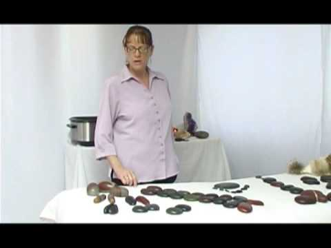 LaStone Therapy: Mary Nelson talks about Shiva Lingums