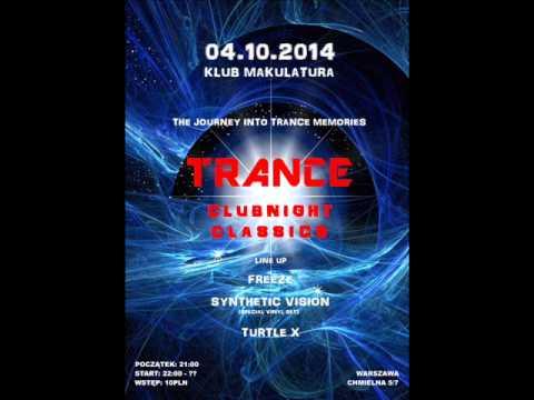 Trance Clubnight Classics / 04.10.2014 PL / Party Trailer Minimix