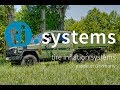 Mercedes-Benz G-Wagon 6x6 | Tire Inflation System STIS & AIR SUPPLY K120