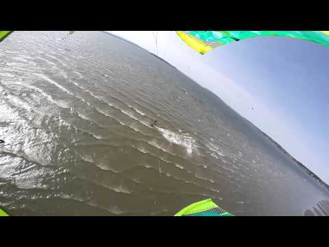 4/18/2015 Jetty Island 15m Cabrinha Contra session