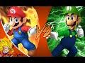 MARIO vs LUIGI! Cartoon Fight Club Episode 51 REACTION!!!