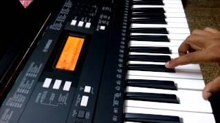 Free Piano Malayalam Class- 18 Nee Madhu Pakaroo with BGM