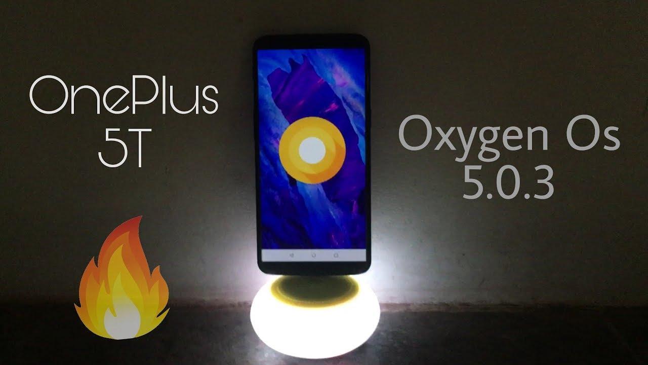 Oxygen Os 5.0