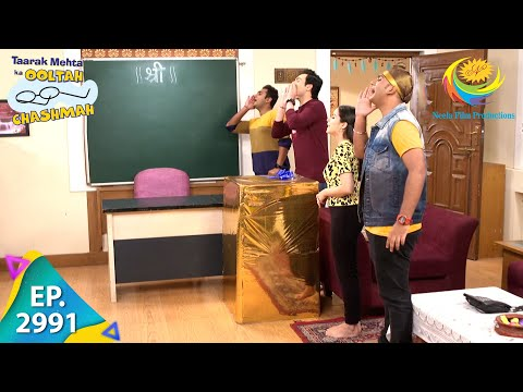 Taarak Mehta Ka Ooltah Chashmah - Episode 2991 - Full Episode
