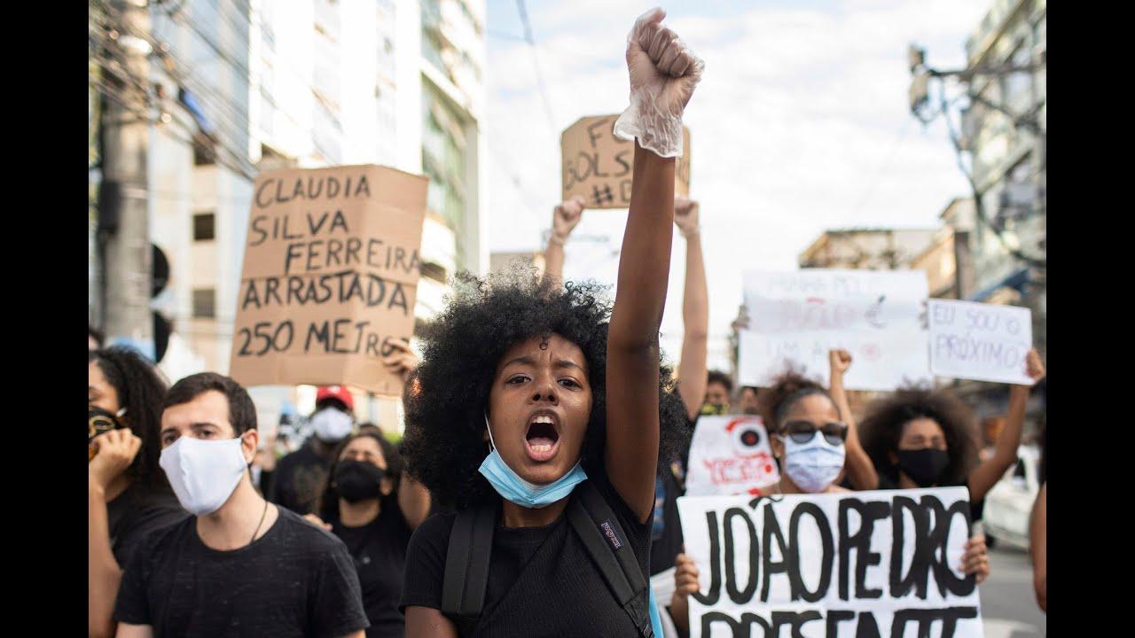 O protagonismo negro na luta contra Bolsonaro