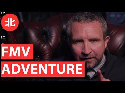 Northernlion Checks Out Ian Livingstoneu0027s Deathtrap Dungeon - An FMV Adventure (Twitch VOD)