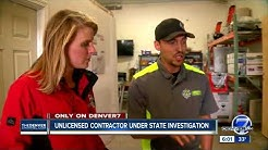 Unlicensed contractor in Colorado under investigation after asbestos spill