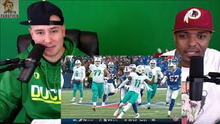 Dolphins vs Bills   Reaction   NFL Week 15 Game Highlights