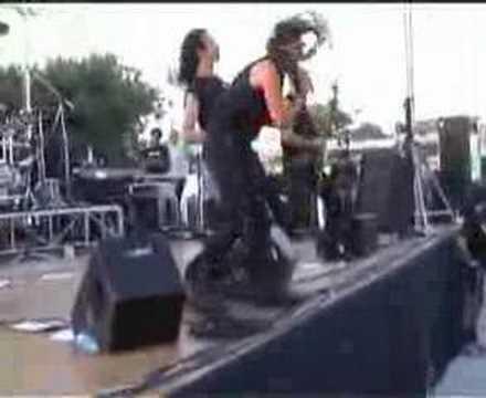 Infernal Poetry - LIVE - SHammer Metal Fest 04
