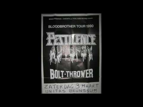Autopsy (US) Live @ Zaal Unitas, Brunssum.The Netherlands. 3rd March 1990 (Remastered)