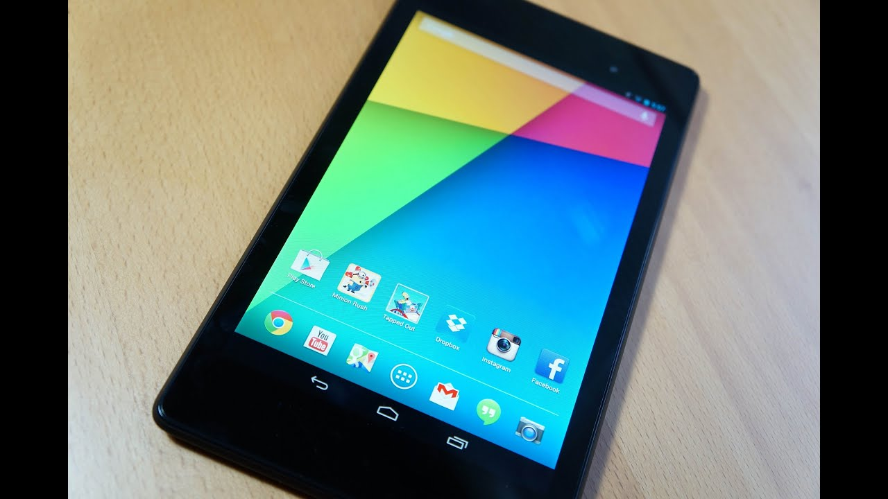 Realize was the best 7 inch tablet 2014 can