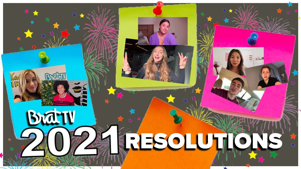 Brat TV's 2021 Resolutions