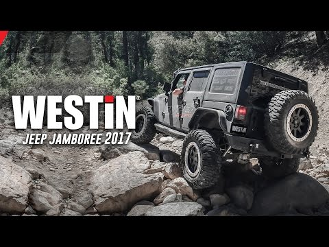 Snyper Westin Off-Road at Jeep Jamboree 2017