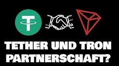 Tether Tron Partnerschaft für USDT? Achtung: Monero Wallet Bug! Banken gegen Kryptos