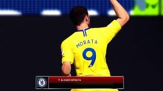 Huddersfield Town vs Chelsea - Premier League Gameplay