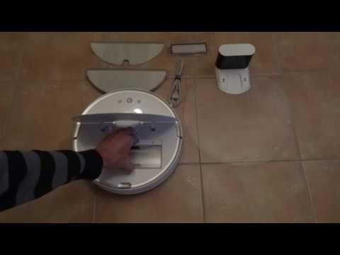 Déballage Et Configuration Du Xiaomi Roborock S50 Avec Mi Home
