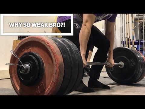 Why Are You So Much WEAKER Training In The Morning?