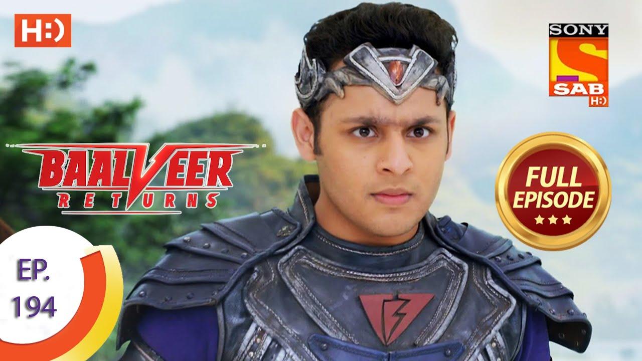 Download Baalveer Returns - Ep 194 - Full Episode - 18th September 2020