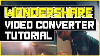 Wondershare Video Converter Ultimate Tutorial - Burn DVD, Stream Videos, Convert Any Video