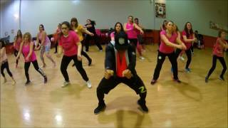 Hula Hoop Official Daddy Yankee ft Zymba® Routine by Ricky Cardozo