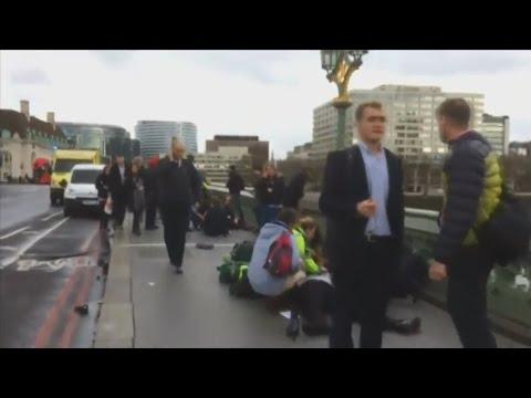 Terror an der Themse: Fünf Tote und zahlreiche Verletzte in London