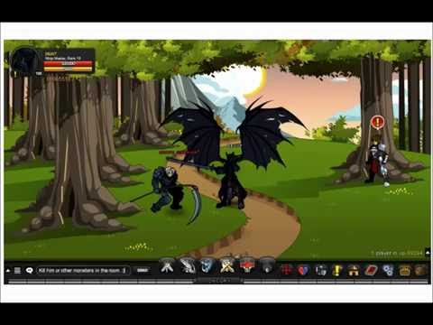 New AQW Private - Onclax