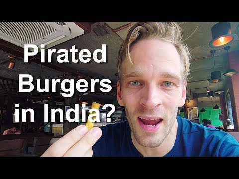 Counterfeit Burgers in India (BurgerFuel...