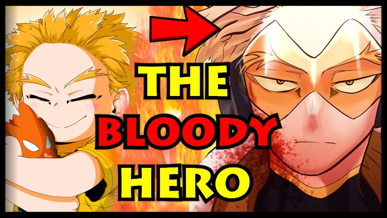 THE TRAGIC LIFE OF HAWKS! (My Hero Academia / Boku no Hero Academia)