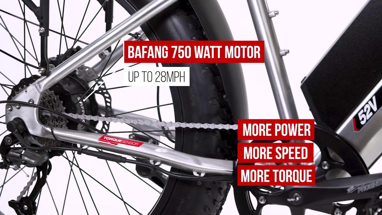RipCurrent S - Electric Fat Bike - Juiced Bikes