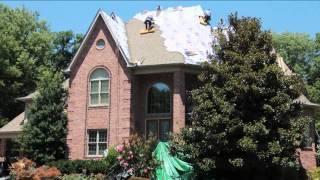S and K contractors Roof replacement