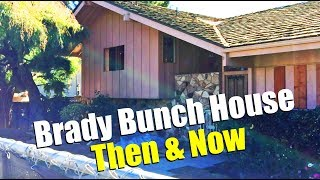 Visiting The HGTV Brady Bunch House Then & Now And Remembering Robert Reed