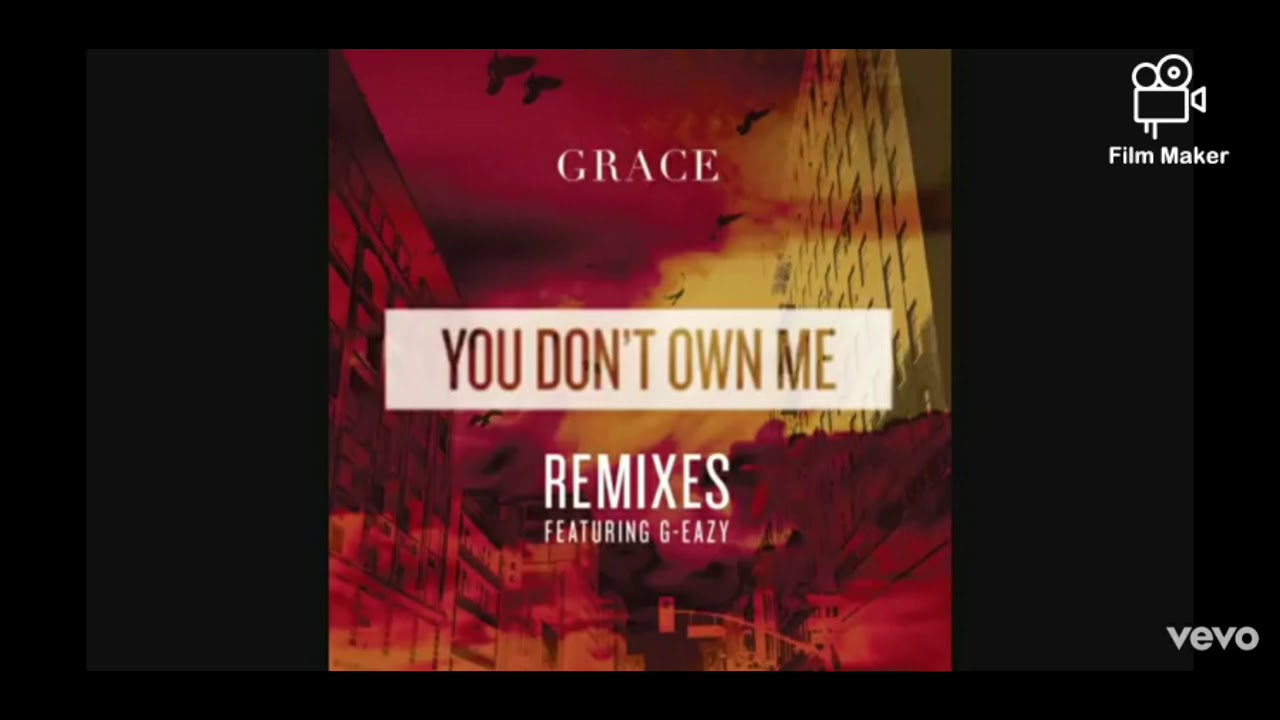 you dont own me [remix] 1hour