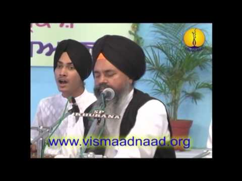 Raag Suhi Kafi : Bhai Gobinder Singh Alampuri - Adutti Gurmat Sangeet Samellan 2011