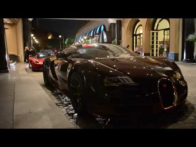 Exotic Cars ~ Los Angeles