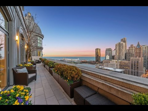 Iconic Penthouse Residence In Chicago, Illinois | Sotheby's International Realty