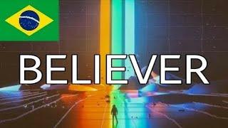 Believer - Imagine Dragons (COVER/ Tradução/Versão em Português) BONJUH