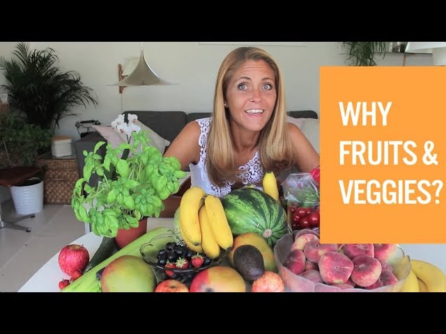 6 reasons to eat raw fruits and veggies and not...