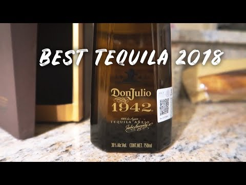 TEQUILA SUNDAY - Most Expensive Tequila I Have Tried!!! -  Don Julio 1942