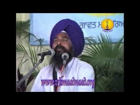 AGSS 1997 : Raag Bibhass Parbhati - Bhai Rawel Singh Ji