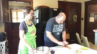 Nancy &amp Troy Make Beef Rouladen
