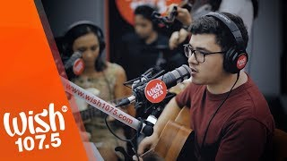"The Ransom Collective performs ""Settled"" LIVE on Wish 107.5 Bus"