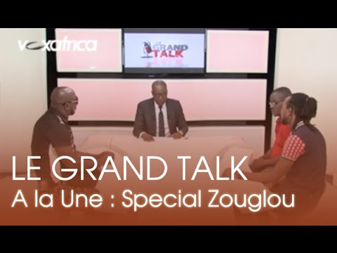 Le Grand Talk I Spécial Zouglou avec Siro et Lago Paulin
