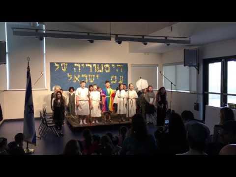 Lech Lecha - Kinneret Day School Fourth Grade Class
