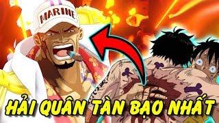 Top 10 Hải Quân Tàn Bạo Nhất Trong One Piece