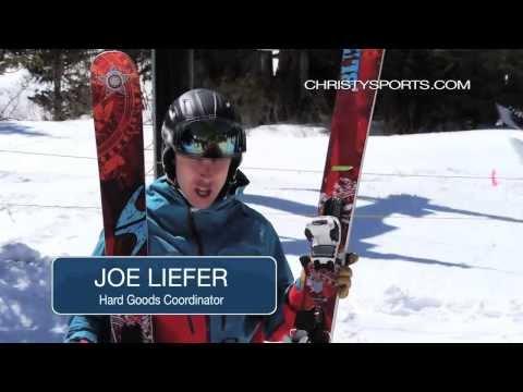 Blizzard Peacemaker Ski