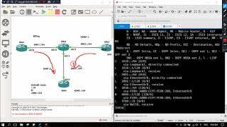 Routing IPv6   Redistribute