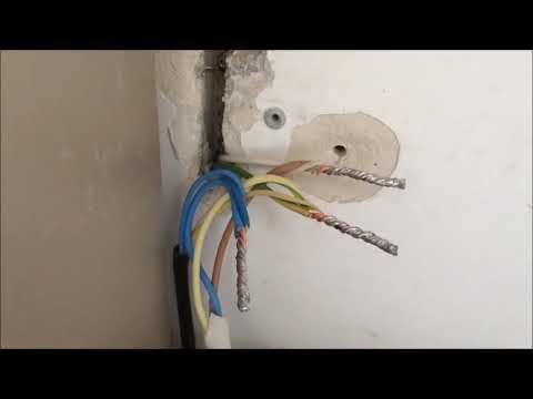 Как соединить жесткий кабель с мягким