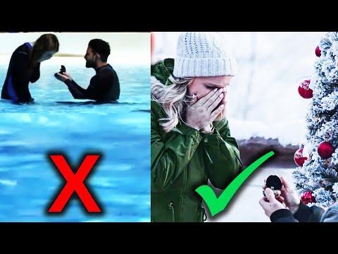 11 BEST MARRIAGE PROPOSAL TIPS & IDEAS! Engagement Advice & Tricks. How to Ask Her to Marry Me! You